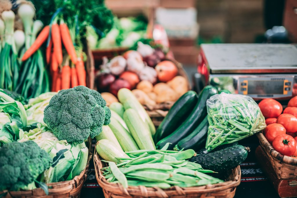 Whole foods helps to provide the body with nutrients important for stress.